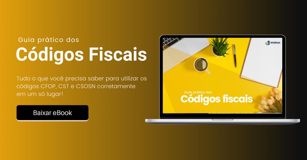 eBook gratuito Guia prático dos códigos fiscais