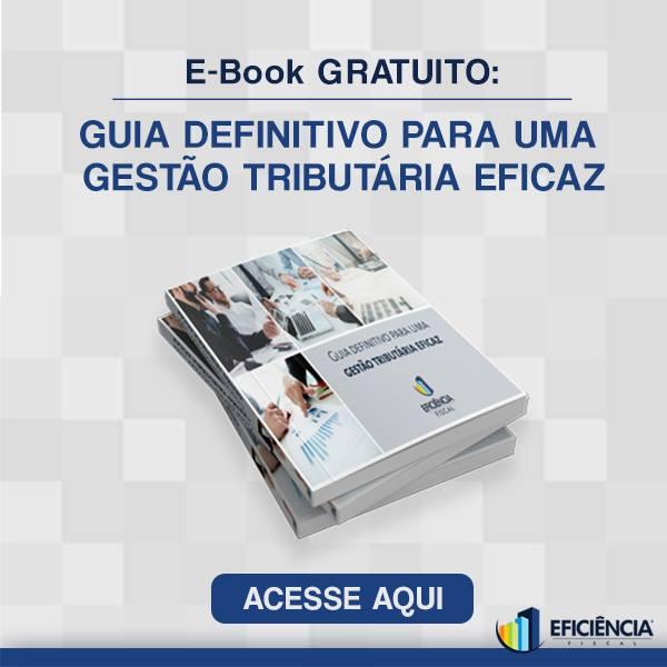 eBook Guia definitivo para uma gestão tributária eficaz