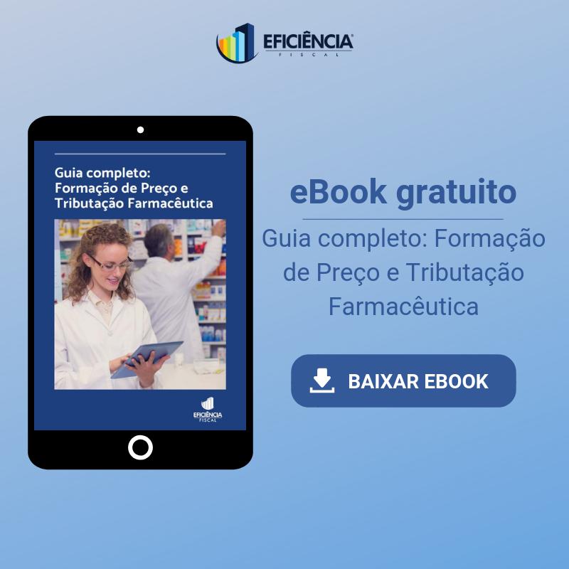 eBook Guia completo: Formação de preço e tributação farmacêutica