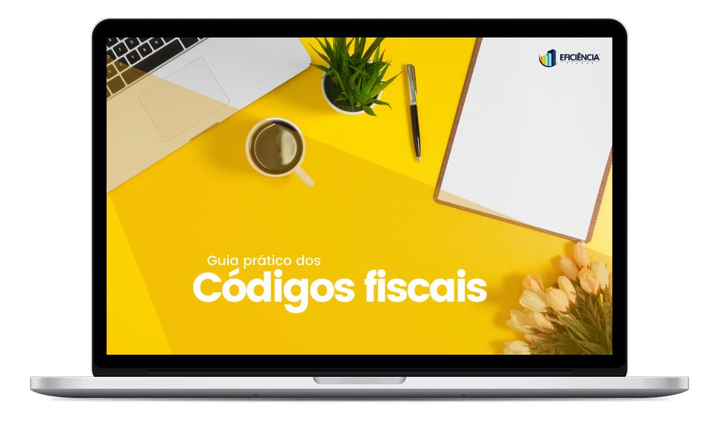 eBook gratuito | Guia prático dos códigos fiscais